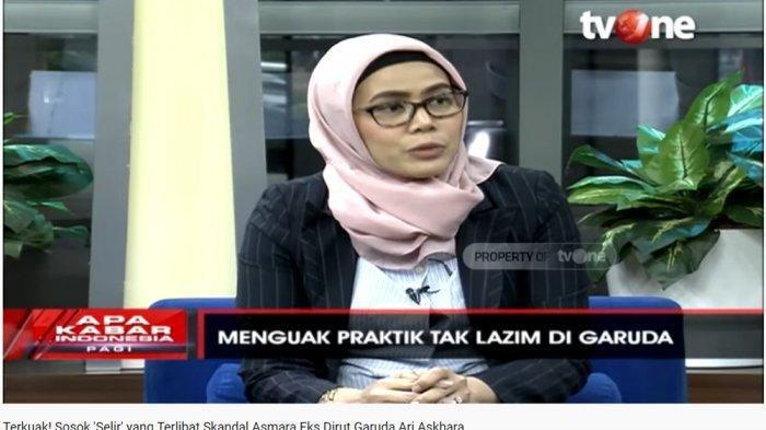 Pramugari Senior Ungkap Sosok Selir Ari Askhara Eks Dirut Garuda: Saya Gak Bisa Bilang Itu Bohong