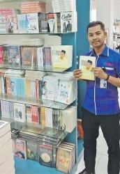 New Zikra Pasarkan Buku 'Sabda Rindu'
