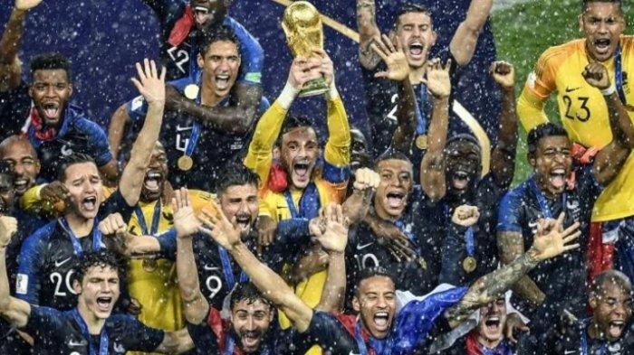 UEFA Mulai Sangat Prihatin Atas Rencana FIFA Gelar Piala Dunia Dua Tahunan