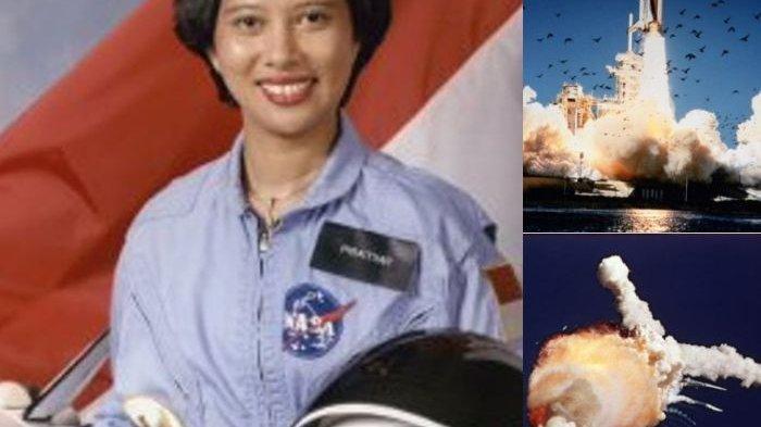Inilah Sosok Astronot Perempuan Pertama Asia Asal Indonesia, Gagal ke Angkasa Gegara Challenger