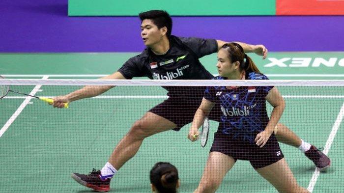 Hasil Semifinal Australia Open 2019 - Kalahkan Andalan Jepang, Praveen/Melati Melesat ke Final