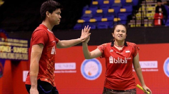 Hasil Lengkap Indonesia Open 2019 - Praveen/Melati Kandas, 6 Wakil Indonesia Melaju ke Babak Kedua
