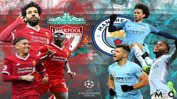 Manchester City Vs Liverpool, The Citizens Siap Putus Rekor Tak Terkalahkan The Reds di Etihad