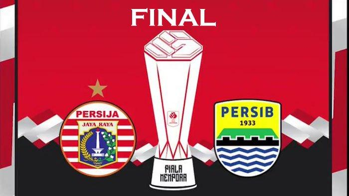 Final Piala Menpora 2021 - Prediksi Skor Persija Jakarta Vs Persib Bandung