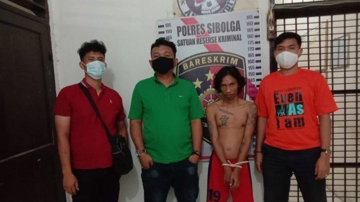 Preman Bikin Onar, Aniaya Penjaga Penginapan Pakai Senjata Mainan, Tak Berkutik saat Ditangkap