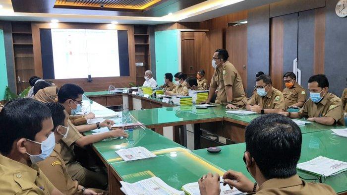 1.428 Pejabat Pemerintah Aceh Dipanggil ke Ruang Sekda Aceh, tak Hadir Dianggap Mengundurkan Diri