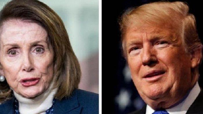 Ketua DPR AS Sebut Presiden Donald Trump Gendut
