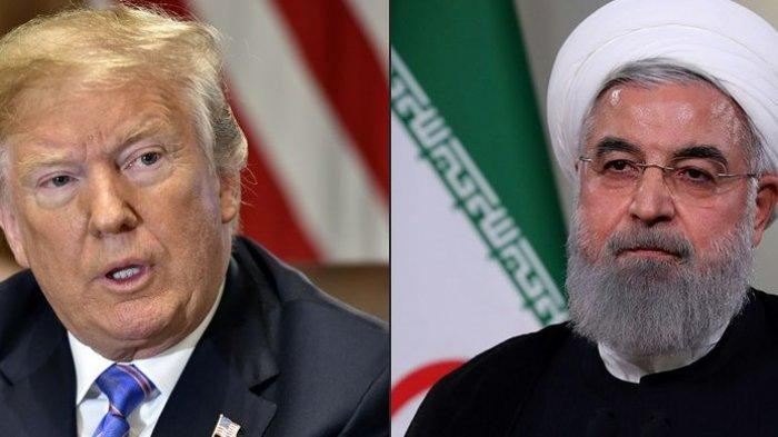 Presiden Iran Hassan Rouhani Sebut Donald Trump Tidak Berani Perang, Takut Kalah Pilpres Amerika