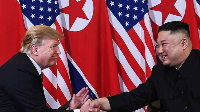 Presiden AS Donald Trump Positif Corona, Begini Pesan Pemimpin Korea Utara Kim Jong Un