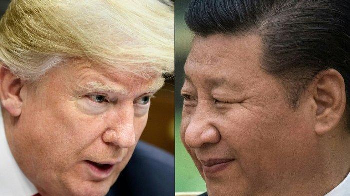 Donald Trump Tuduh Cina Sebagai Pembunuh Massal, Virus Corona Ancam Penduduk Dunia