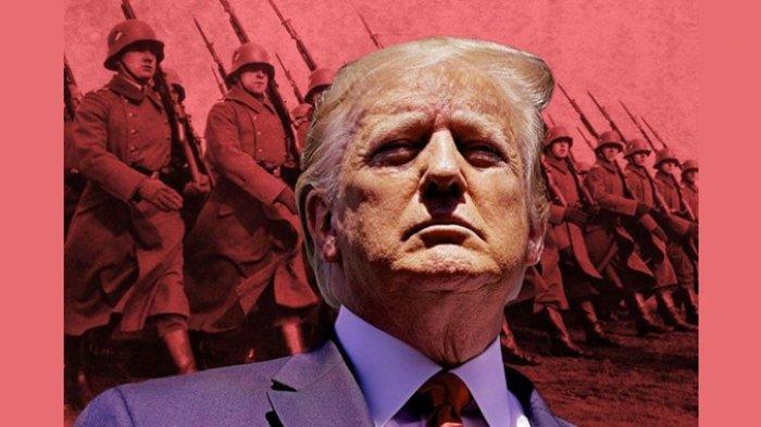 Kantor HAM PBB Minta Donald Trump Tidak Keluarkan Pernyataan Berbahaya