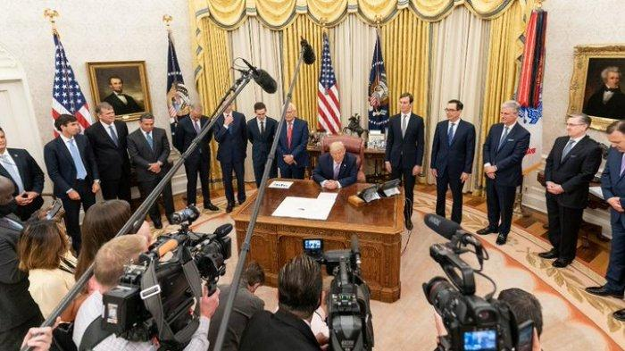 Maskapai di Amerika Serikat akan Lakukan PHK MassalJika Tidak Ada Stimulus Tambahan