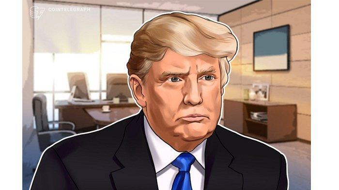 Donald Trump Menunda Stimulus, Mata Uang Bitcoin Turun Drastis