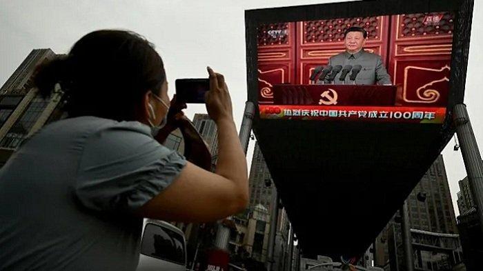 Presiden China Xi Jinping Peringatkan Taiwan, Situasi Makin Suram, Segera Penyatuan Negara