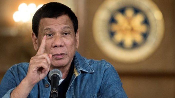 Hadiri Konferensi APEC di Vietnam, Presiden Filipina Rodrigo Duterte Mengaku Bunuh Orang Saat Remaja