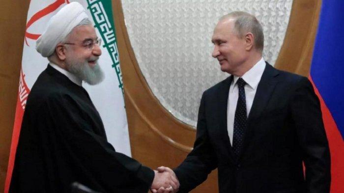 Rusia Akan Mengirim Sistem Satelit Mata-mata Canggih ke Iran