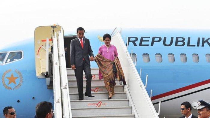 Presiden Jokowi dan Iriana Tiba di Pakistan, Ini Rencana Kegiatannya