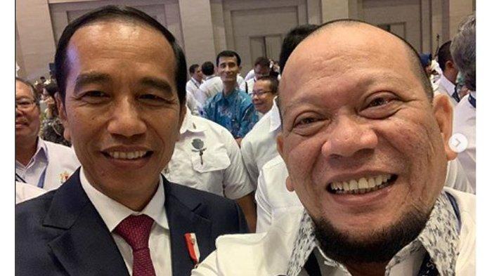 La Nyalla : Saya yang Sebarkan Isu Jokowi PKI dan Obor Rakyat, Tapi Sudah Minta Maaf