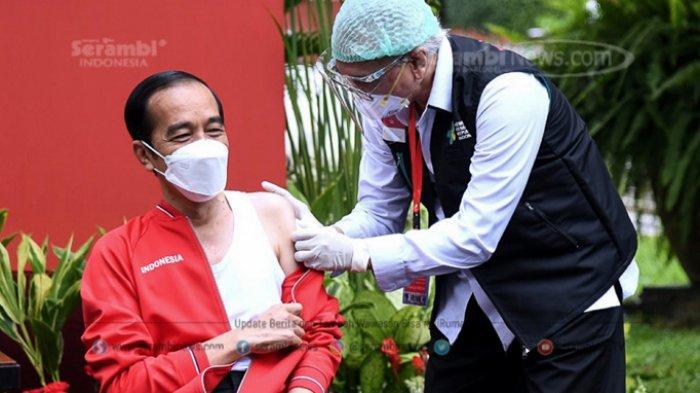 FOTO - Presiden Joko Widodo Terima Suntikan Dosis Kedua Vaksin Sinovac Covid-19 - presiden-joko-widodo-disuntik-dosis-kedua-vaksin-covid-19-produksi-sinovac.jpg