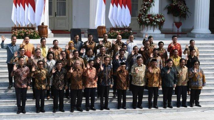 15 Menteri Layak Reshuffle Menurut Riset IPO, Yasonna Laoly Paling Atas