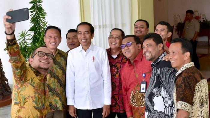 Presiden KSPI Bertemu Jokowi di Istana, Ini Penjelasan Said Iqbal