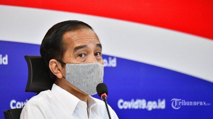 Jokowi Sudah Ingatkan Sejak Awal kepada Para Menteri Jangan Korupsi: Saya Tidak Akan Melindungi