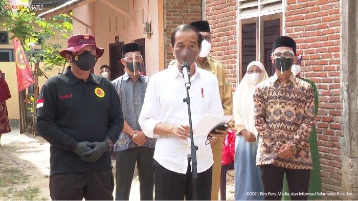 Bukhari 5 Hari Dilatih Jelang Jumpa Jokowi, Khairani Kira Perang Lagi, Tapi Presiden tak Jadi Datang
