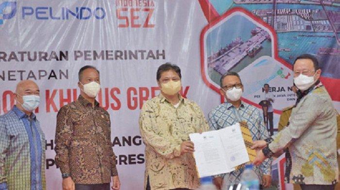 Indonesia Dapat Pemanfaatan Nilai Tambah Tembaga Melalui KEK Gresik