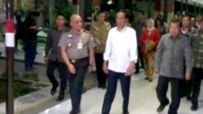 Jokowi tak Masalahkan Dukungan Jusuf Kalla kepada Anies-Sandi