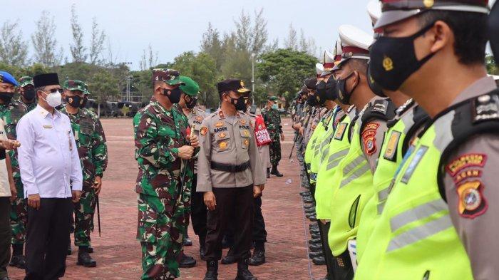 Besok Presiden Jokowi Kunker ke Aceh, Pangdam IM Pimpin Gelar Pasukan di Polda Aceh