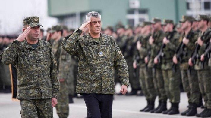 Presiden Kosovo Hashim Thaci Mengundurkan Diri, Hadapi Tuduhan Kejahatan Perang