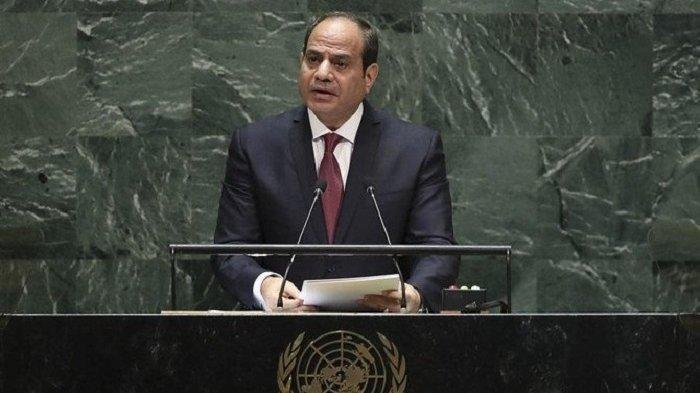 Presiden Mesir Dukung Pembentukan Negara Palestina yang Berdampingan dengan Israel