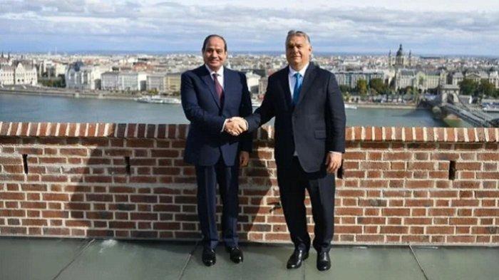 Mesir dan Hungaria Sepakati Tangani Krisis Migran, Negara Konflik dan Miskin Harus Dibantu