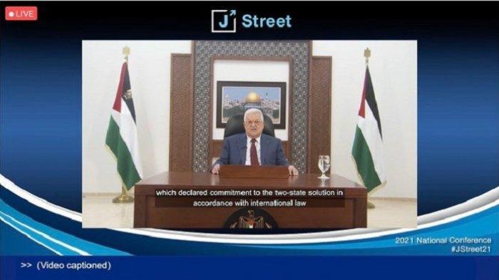 Presiden Palestina Lobi Komunitas Yahudi AS, Minta Dukungan Solusi Dua Negara