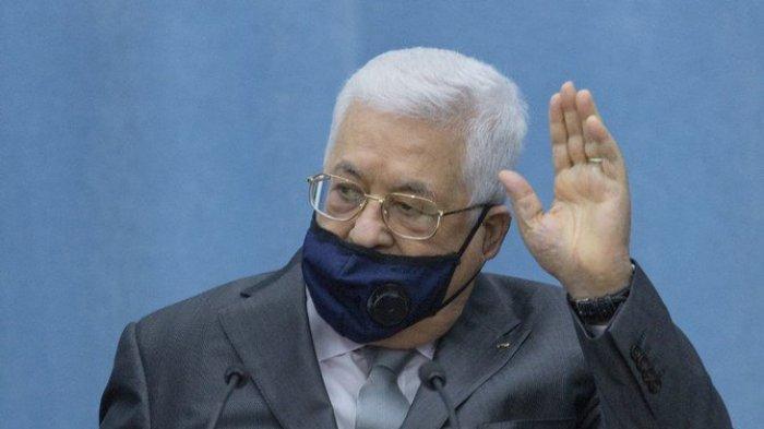 Presiden Palestina Terbang dengan Helikopter ke Jordania, Sebelum Periksa Kesehatan di Jerman