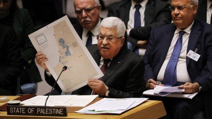 Presiden Palestina Tegas Tolak Pencaplokan Wilayah oleh Israel, Tolak Pangglan Telepon dari Menlu AS