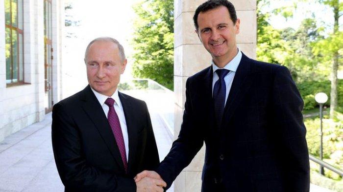 Rusia Peringatkan Erdogan Soal Turki Ancam Serang Suriah