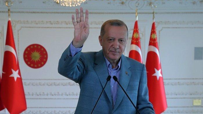 2021 Erdogan akan ke Indonesia Temui Jokowi, Jajaki Pembentukan Dewan Strategis Tingkat Tinggi