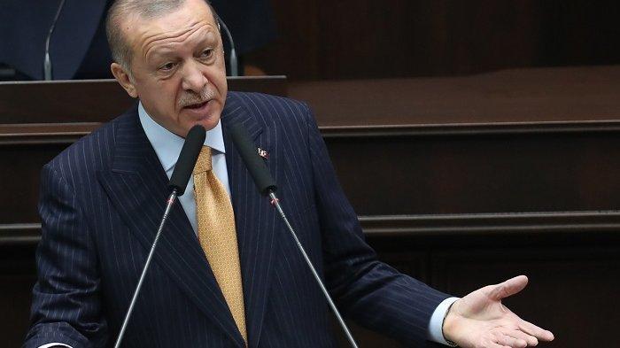 Erdogan Tegaskan Tidak Ada Masalah Kurdi, 59 Wali Kota Kurdi Dipecat, Lawan Pilpres 2015 Dipenjara