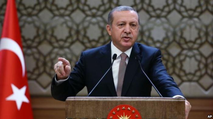 Presiden Turki Erdogan Marah dan Buang Surat dari Donald Trump ke Tempat Sampah