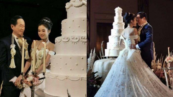 VIRAL Pria 70 Tahun Nikah dengan Wanita 20 Tahun, Pernikahan Pertama hingga Beri Mahar Fantastis