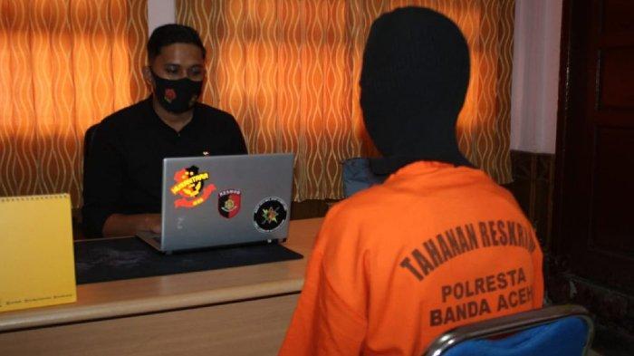 Modus Tanya Alamat Warung, Pemuda Asal Bireuen Ini Ajak Bocah 8 Tahun Masuk ke Dalam Kamar