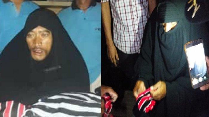 Heboh Komunitas Pria Pakai Hijab, Gamis dan Cadar, Nekat Masuk Masjid dan Toilet Wanita