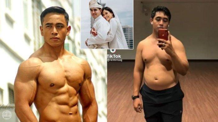 Dulu tak percaya omongan orang setelah nikah gemuk, pria ini kini alami sendiri. Kekar berubah buncit hingga ogah bercermin (Instagram @mstaronlineofficial)