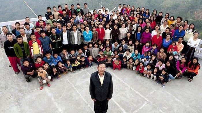 Pria Miliki 38 Istri, 89 Anak dan 36 Cucu Meninggal Dunia, Kondisinya Memburuk Karena Penyakit Ini