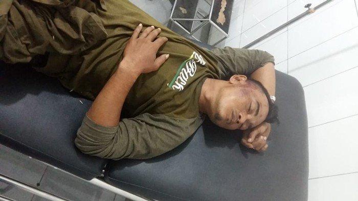 Pria Aceh Selatan Ditemukan Setengah Sadar di Jalan Lingkar PT Timbang Langsa, Ini Identitasnya