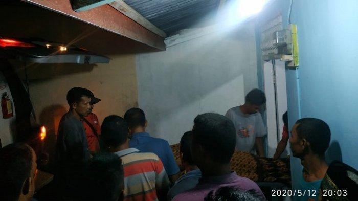 Warga Lhok Bengkuang Timur, Aceh Selatan Ditemukan Tergantung di Pintu Rumahnya