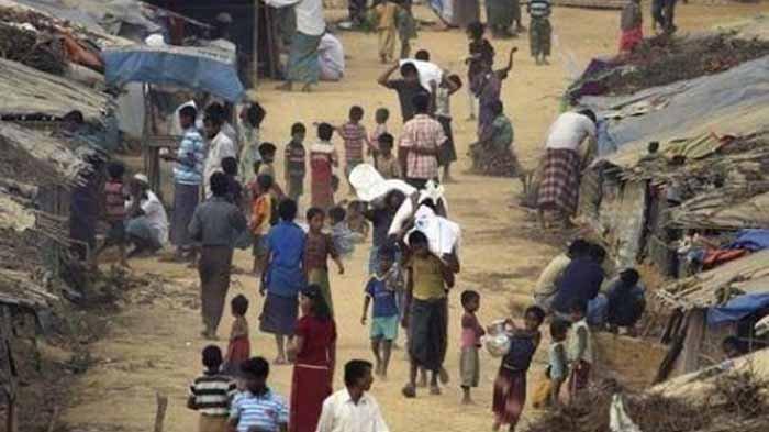 Prihatin dengan Kudeta, Muslim Rohingya Ingin Kembali ke Myanmar Lawan Junta Militer