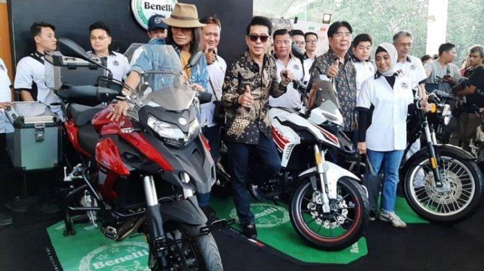 Sepeda Motor Beneli dan BMW Motorrad Beri Promo, Dapat Dilihat di IIMS VIrtual X Shopee