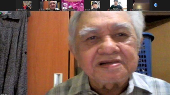 Prof Abdul Hadi WM: Perumus Sumpah Pemuda 1928 Adalah Penyair